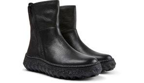 Camper Ground K400462-001 Ankle boots women  - Black