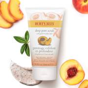 Burt's Bees Peach & Willow Bark Deep Pore Scrub 110g