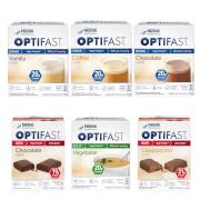 OPTIFAST Partial Meal Replacement Diet Plan - 2 Week Plan