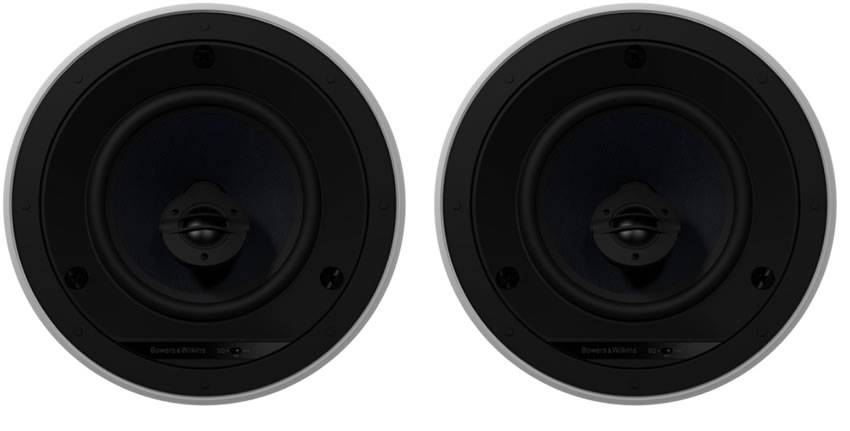 Bowers and Wilkins CCM664 in Ceiling Speakers