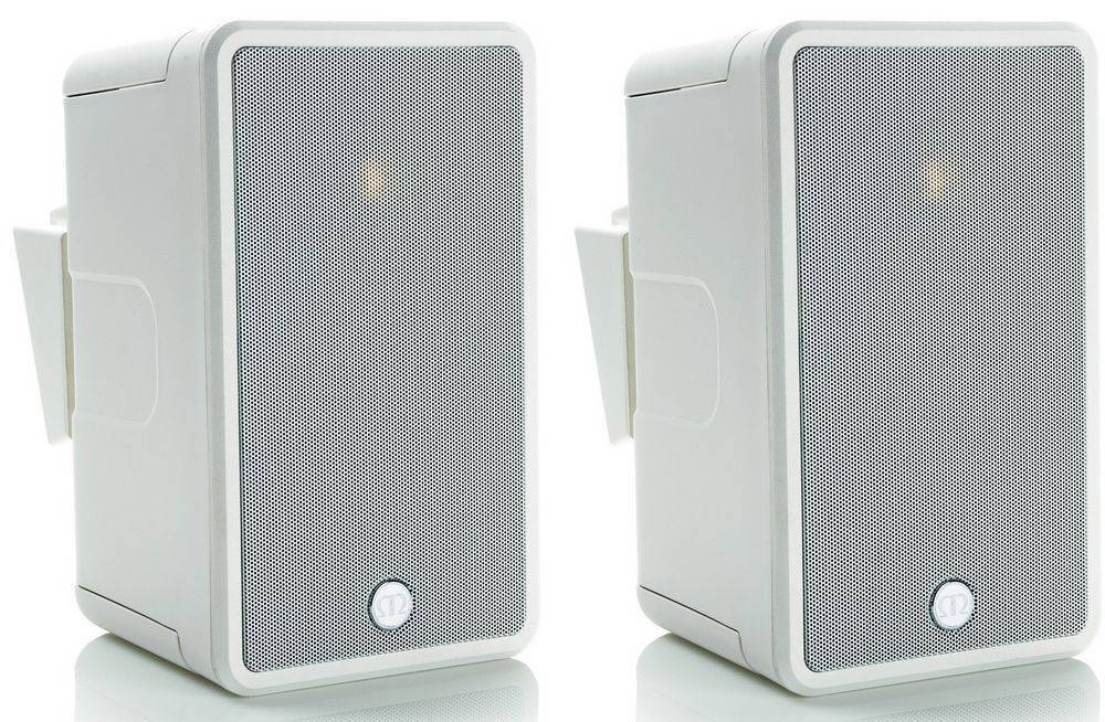 Monitor Audio Climate CL50 All Weather Speakers White