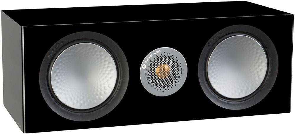 Monitor Audio Silver C150 Centre Speaker High Gloss Black