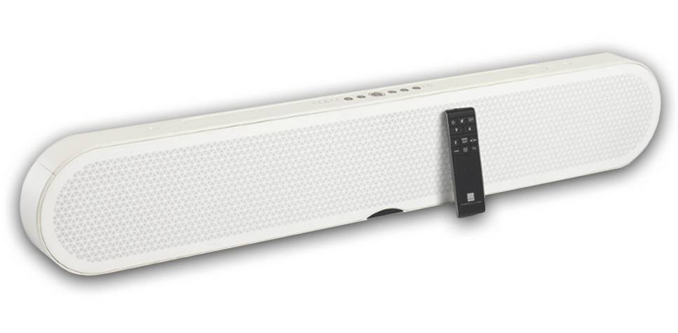 Dali Katch One Wireless Soundbar Ivory White