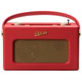 Roberts Revival RD70 DAB / DAB+ / FM Radio With Alarm Classic Red
