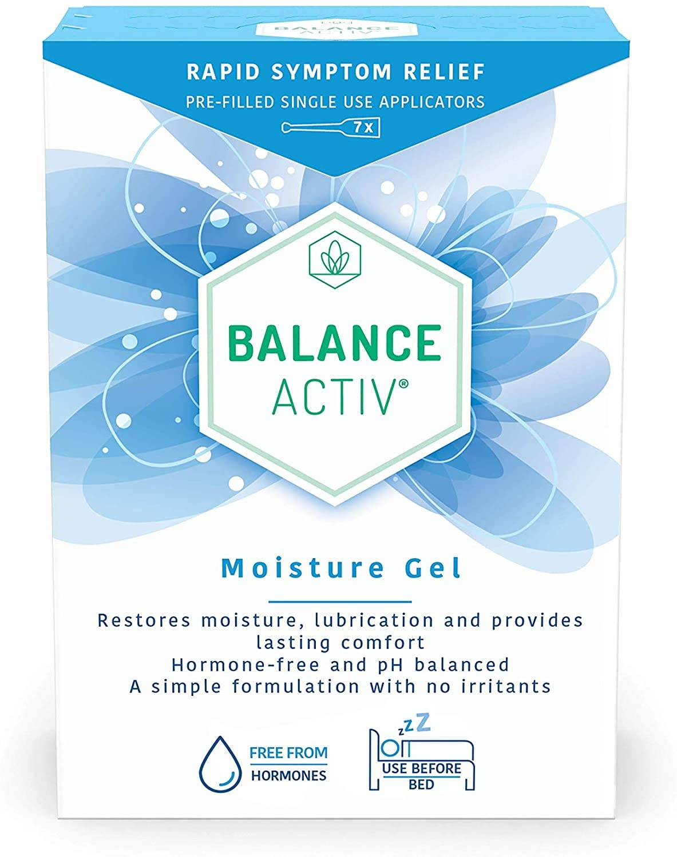 Balance Activ Moisture Gel - 7 Applicators
