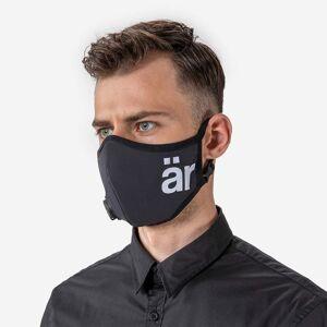 är face mask Self-cleaning Face Mask with Nano-Filter är Big logo White