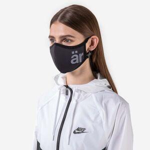 är face mask Self-cleaning Face Mask är Big logo Grey