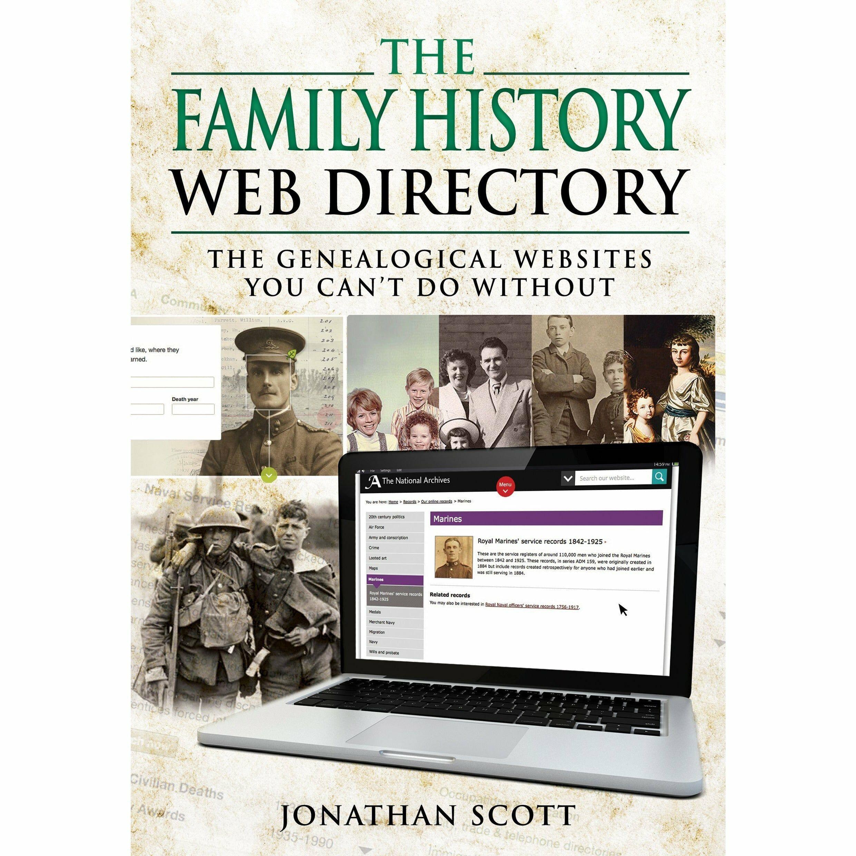 Scott Family History Web Directory