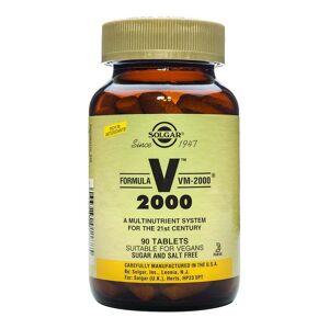 Solgar-Formula-VM_2000-Multi_Nutrient-System-90-Tablets