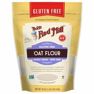 Bobs Red Mill Bobs-Red-Mill-Oat-Flour-400g