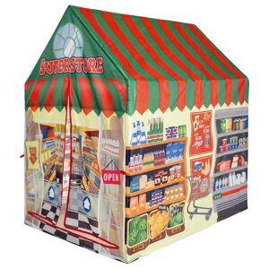 Charles Bentley Children™s Supermarket Play Tent