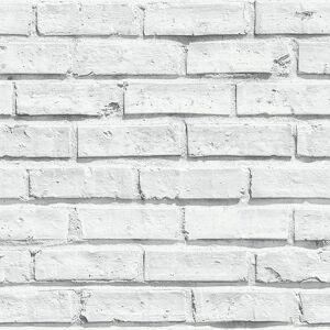 Arthouse White Brick Wallpaper Arthouse 623004
