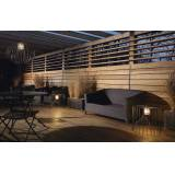 Modoluce Icaro Outdoor Floor Lamp by Modoluce Dia 100