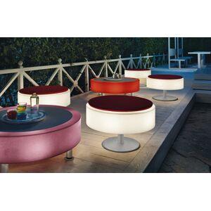 Modoluce Atollo Pouf Outdoor Floor Lamp by Modoluce Dia 100