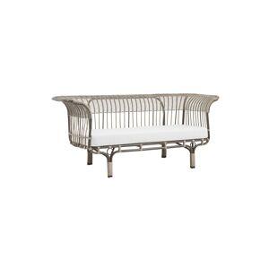 Sika Design Belladonna Exterior Sofa - Moccachino by Sika Design Cushion - B452 - Tempotest Black