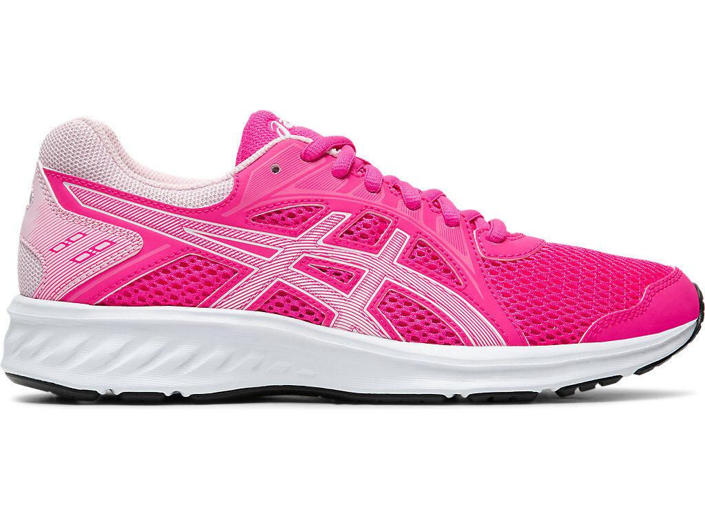 ASICS Jolt 2 Pink Glo / White FeMale Size 5