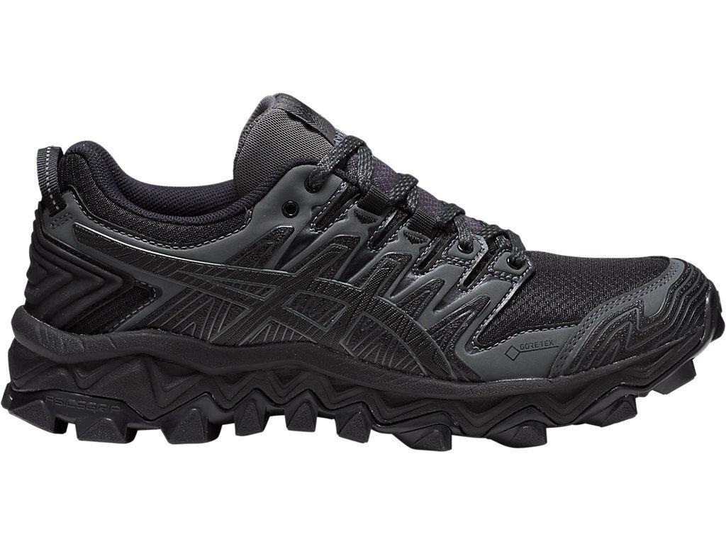 ASICS Gel - Fujitrabuco 7 G - Tx Black / Dark Grey FeMale Size 8