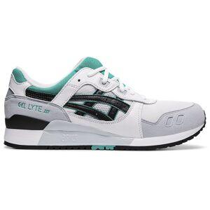 ASICS Gel - Lyte Iii White / Black Male Size 7.5