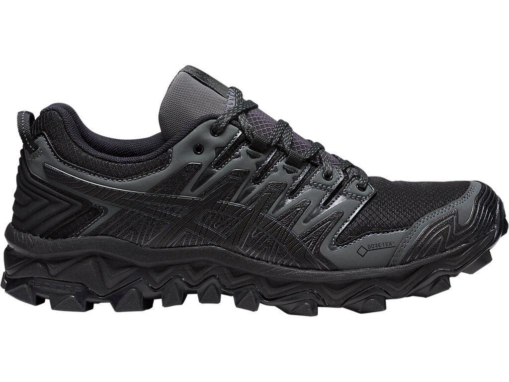 ASICS Gel - Fujitrabuco 7 G - Tx Black / Dark Grey Male Size 6
