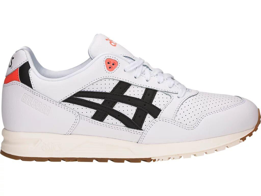 ASICS Gelsaga White / Black Male Size 6.5