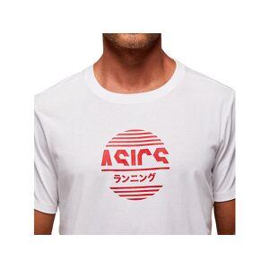 ASICS Tokyo Graphic Japan Tee Brilliant White Male Size M