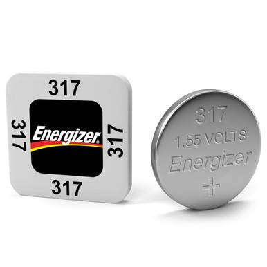 Energizer 317 SR516 SR516SW Watch Battery   1 Pack
