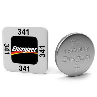 Energizer 341 SR714SW Watch Battery   1 Pack