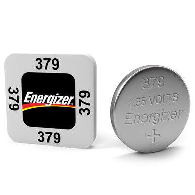Energizer 379 SR521SW Watch Battery   1 Pack