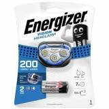 Energizer Vision LED Headlight   200 Lumens   Batteries Included