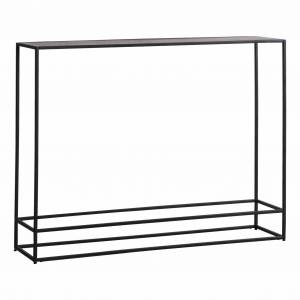 HJ Home Madson Metal Console Table - Antique Copper