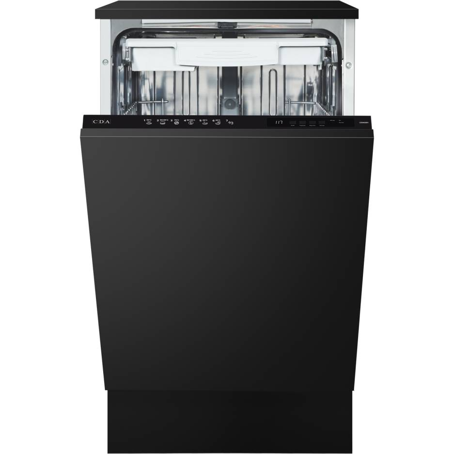 CDA CDI4251 Integrated Slimline Dishwasher