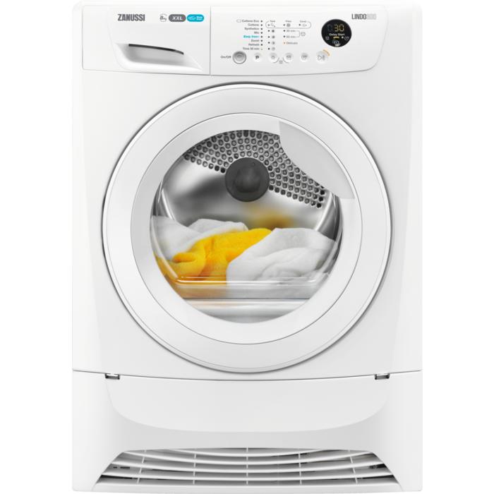 Zanussi ZDC8203WZ 8kg Condenser Tumble Dryer