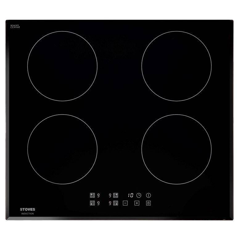 Stoves 444410187 59cm Induction Hob