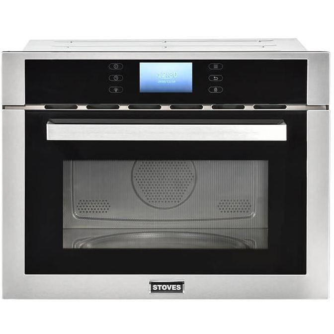 Stoves 444410517 Built In Compact Microwave