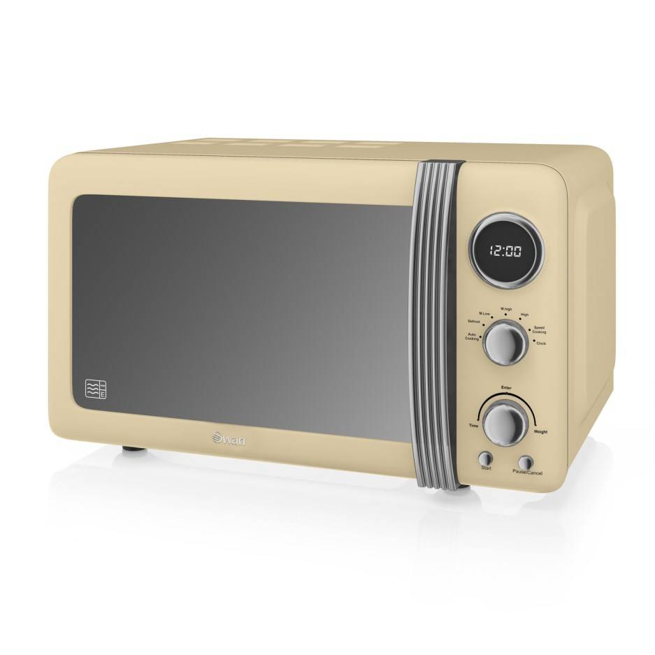 Swan SM22030CN Microwave - Cream
