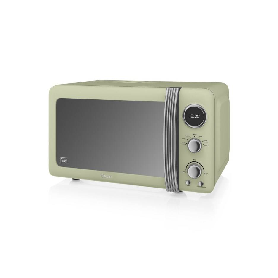 Swan SM22030GN Microwave - Green