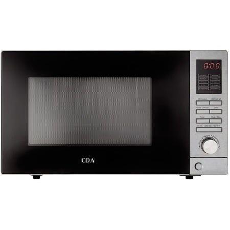 CDA VM101SS Microwave - Stainless Steel