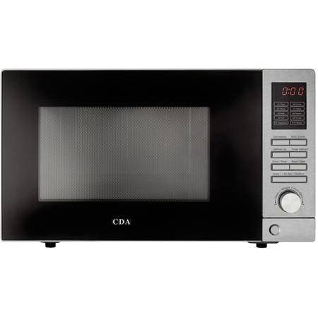 CDA VM201SS Microwave - Stainless Steel