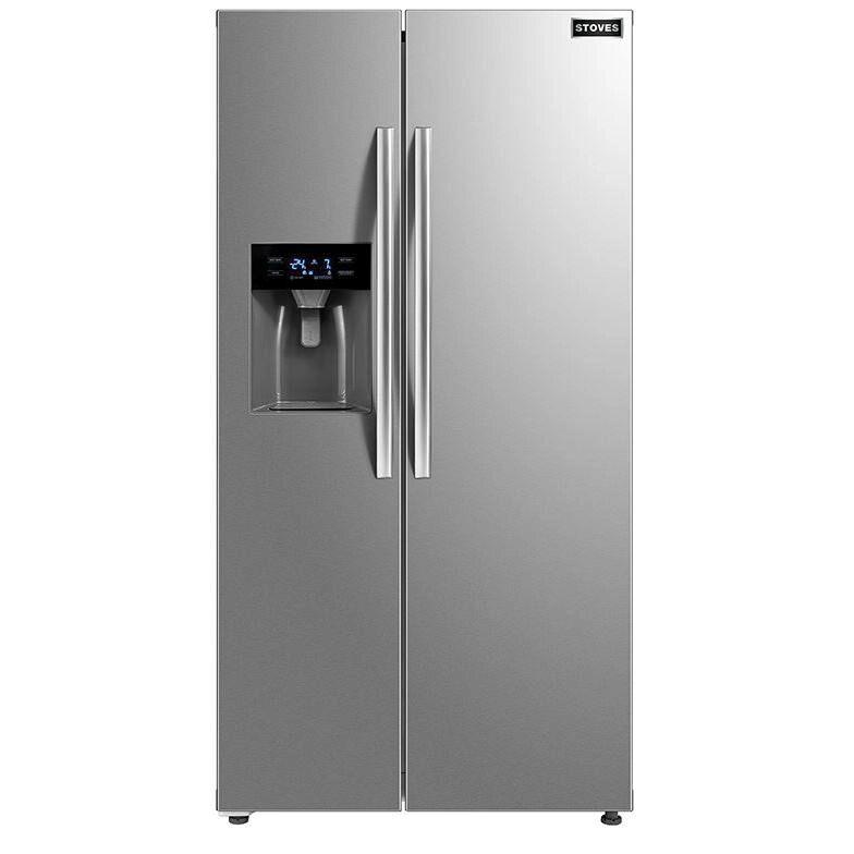 Stoves 444443890 American Fridge Freezer