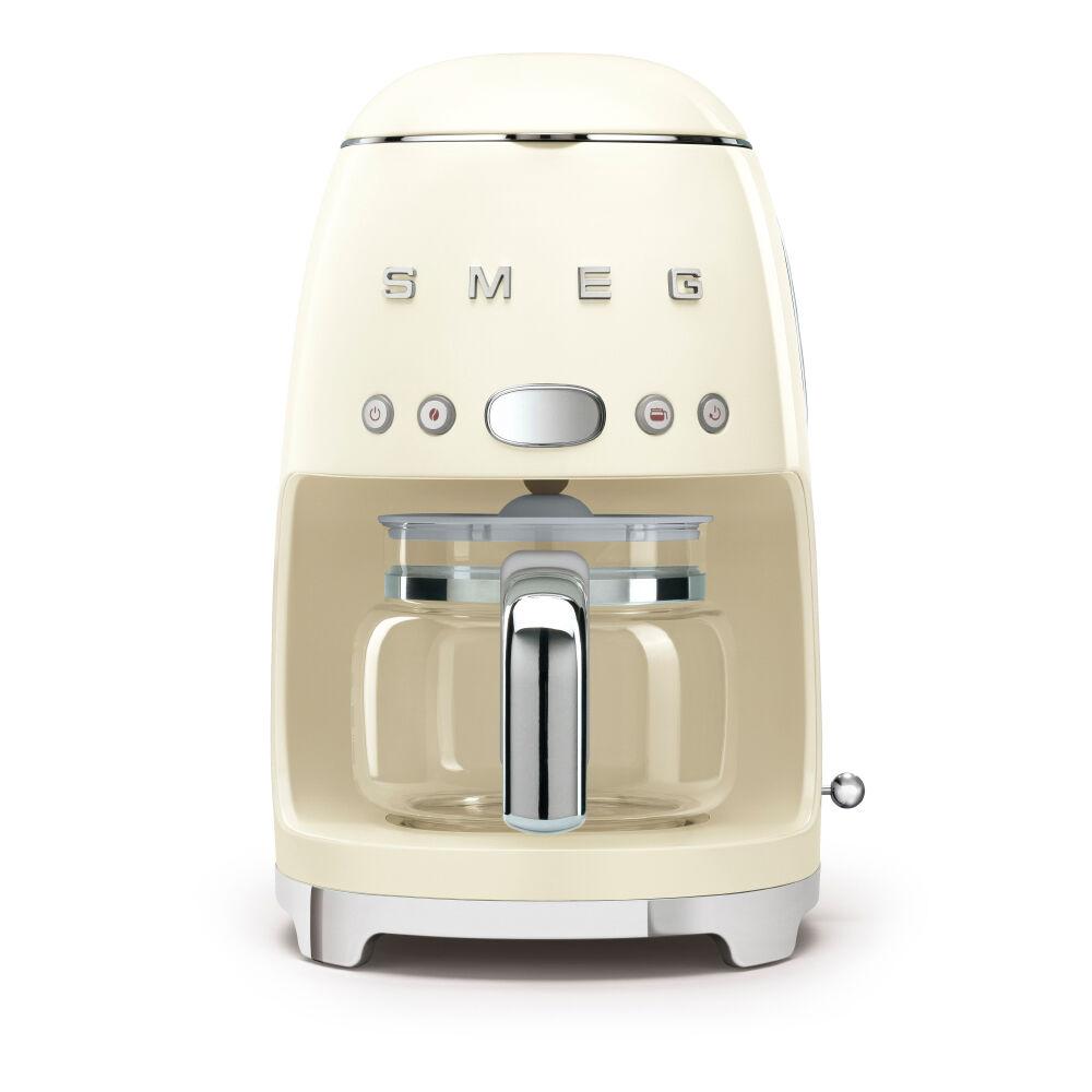 Smeg DCF02CRUK 50's Retro Style Drip Filter Coffee Machine