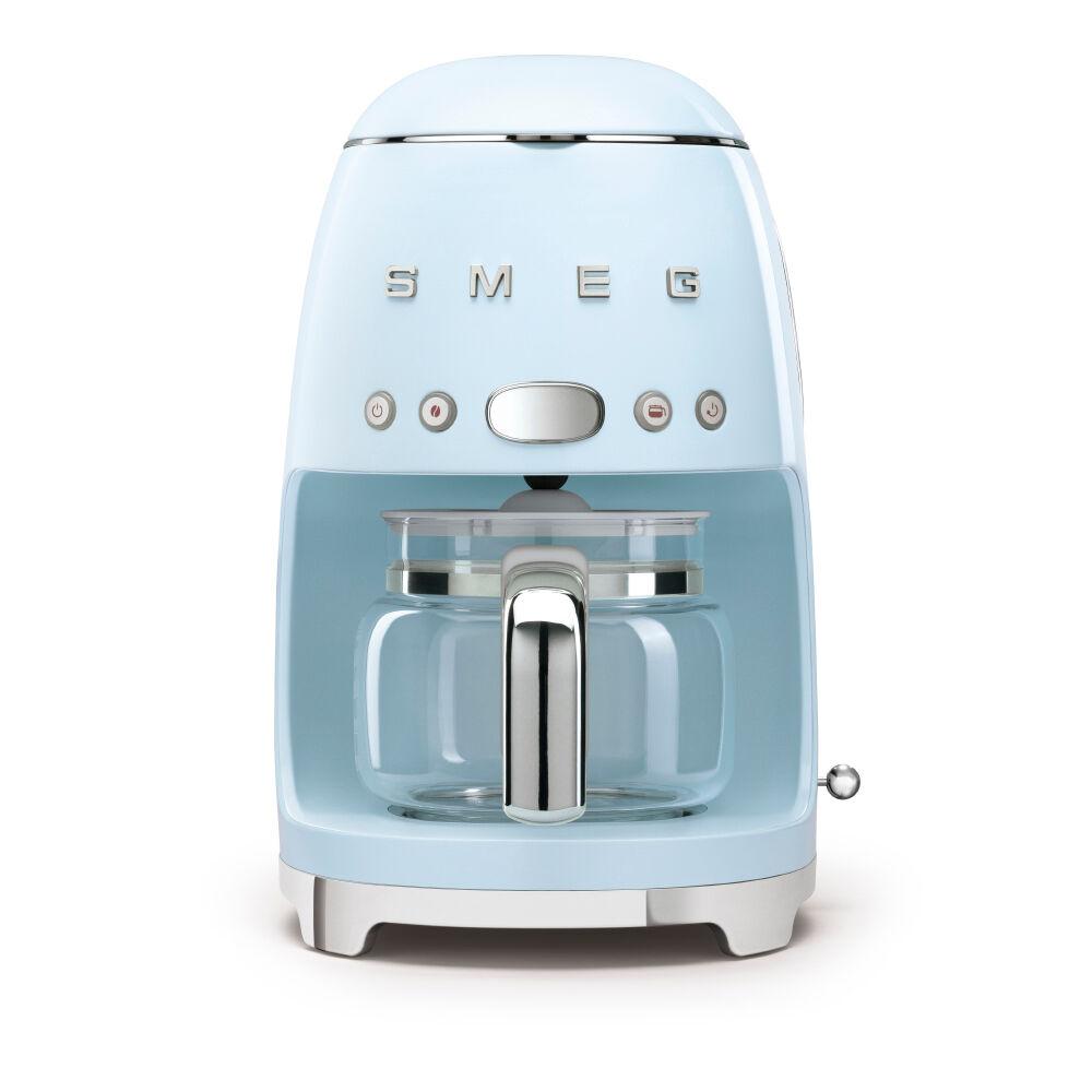 Smeg DCF02PBUK 50's Retro Style Drip Filter Coffee Machine