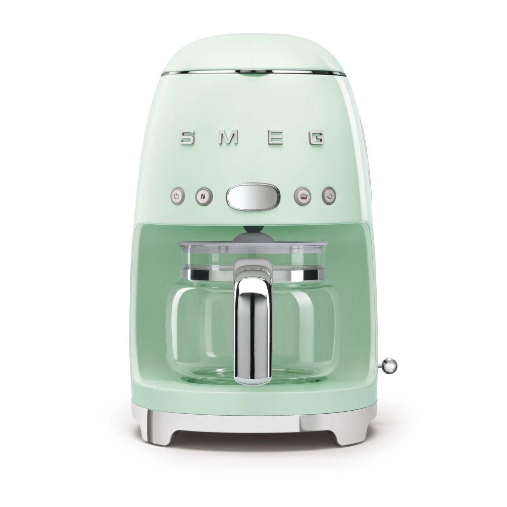 Smeg DCF02PGUK 50's Retro Style Drip Filter Coffee Machine