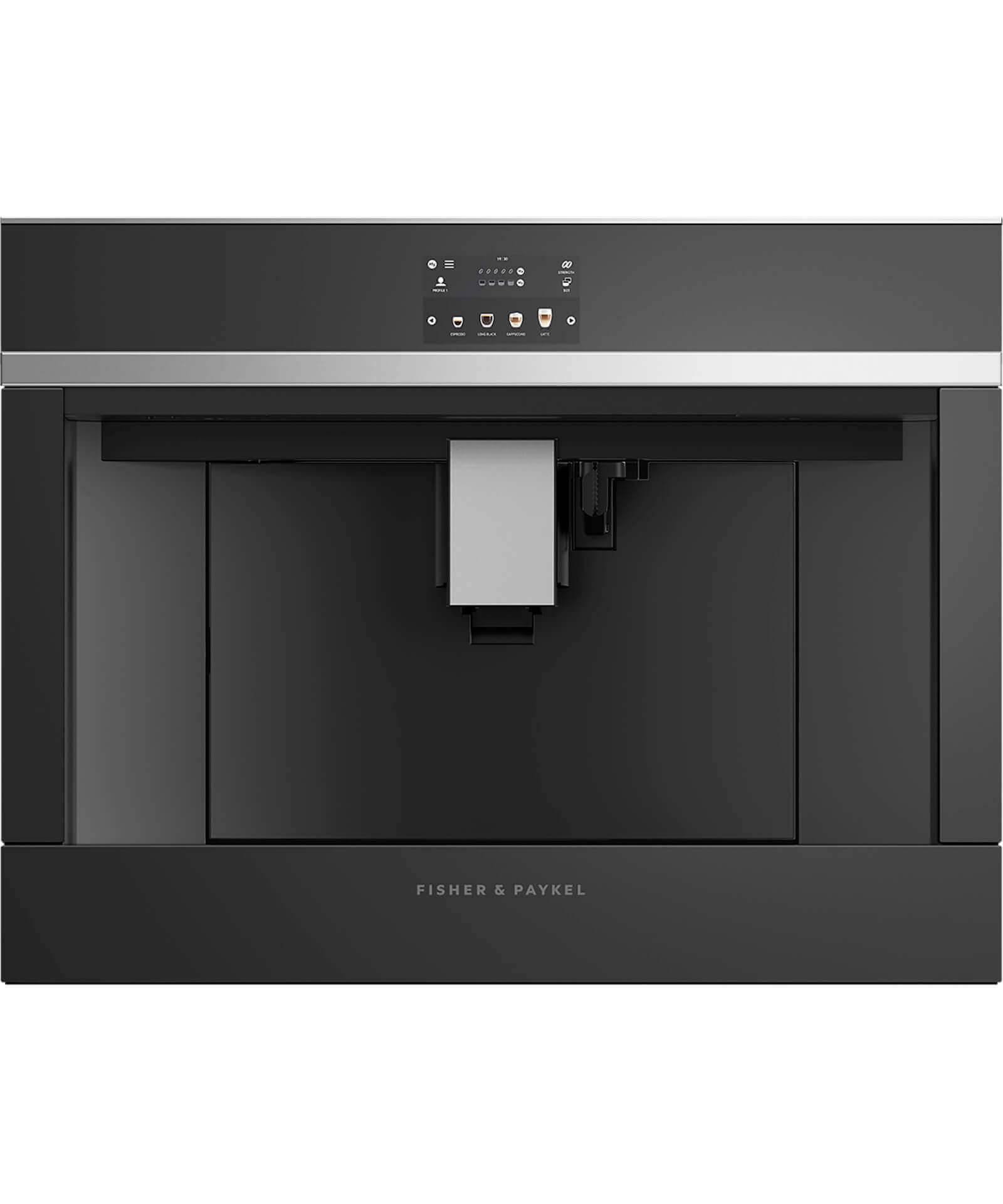 Fisher and Paykel Fisher Paykel EB60DSXB2 Built In Coffee Machine