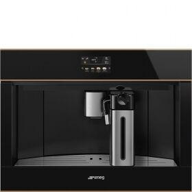 Smeg CMS4604NR Built In Compact Coffee Machine
