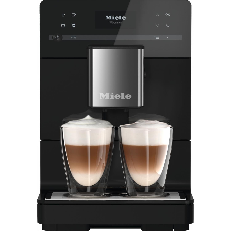 Miele CM5310 Coffee Machine - Obsidian Black