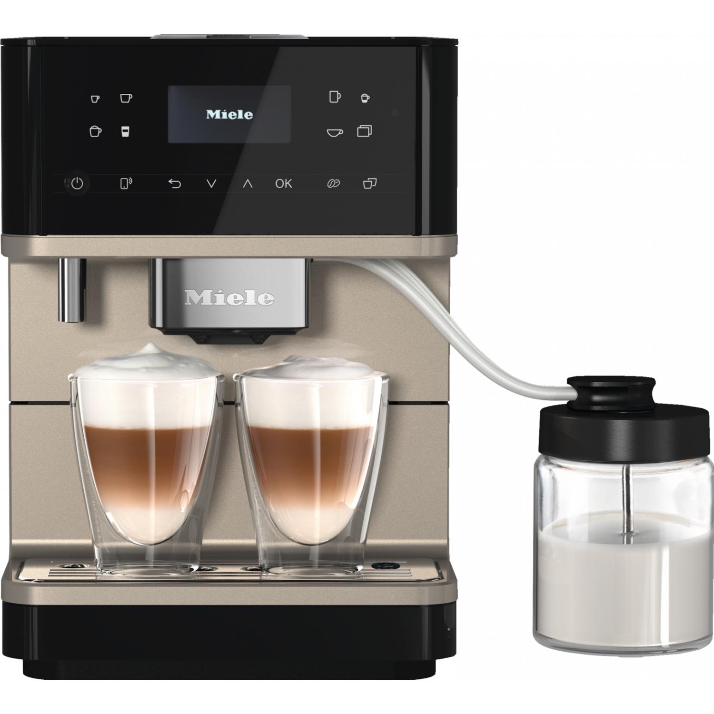 Miele CM6360 Coffee Machine - Obsidian Black