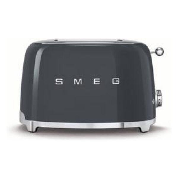 Smeg TSF01GRUK 50's Retro Style 2 Slice Toaster