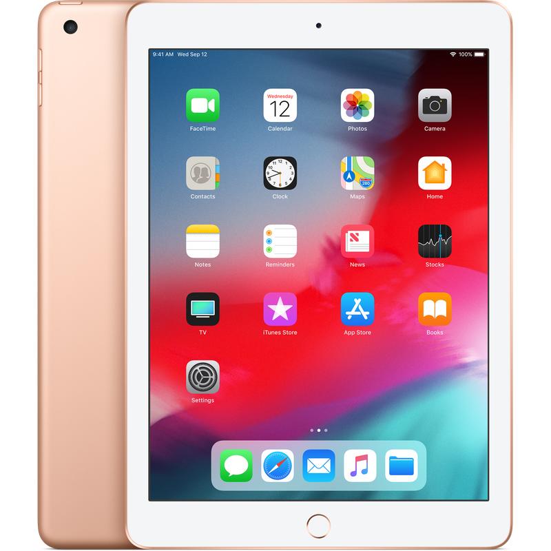 Apple iPad 9.7 WiFi 6th Generation -2018 (Brand New), Gold / 32GB