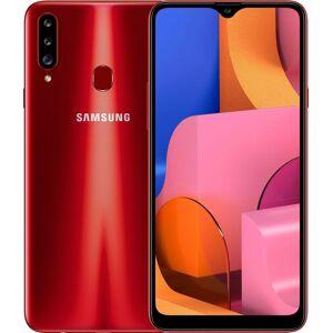 Samsung Galaxy A20S SIM Unlocked (Brand New), Red