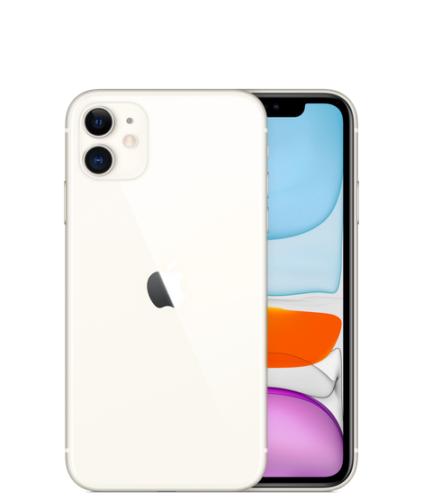 Apple iPhone 11 SIM Unlocked (Brand New), 256GB / White